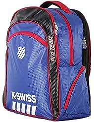 K-Swiss - Hypercourt Pro Team Bagpack, color azul ,negro