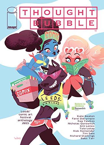 Thought Bubble Anthology #5 (English Edition)