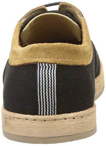 Ralph Lauren Scarpe Sneakers Uomo in Pelle Nuove Nero EU 41 816664689003 JcRaPhRl3