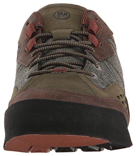 Merrell brûlé Rock Chaussures Olive