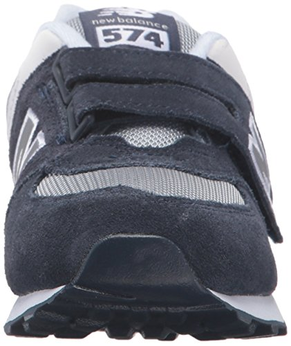New Balance Unisex-Kinder Kv574nwy-574 Hohe Sneakers Mehrfarbig (Navy 410Navy 410)