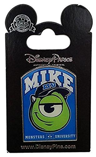 Disney Pin 101181: Mike - Monsters University Pin Graduation Wazowski (Monsters University Disney Pins)