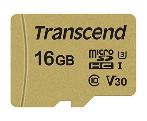 SDXC/SDHC 500S Speicherkarte TS16GUSD500S ()