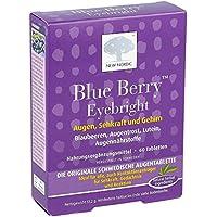 Blue Berry Eyebright, 60 St. Tabletten preisvergleich bei billige-tabletten.eu