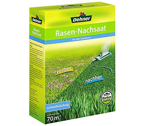 Dehner Rasen-Nachsaat, 1.75 kg, für ca. 70 qm