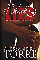Black Lies by Alessandra Torre (2014-09-04)