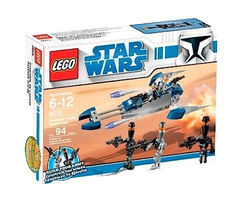 Lego Star Wars Assassin Droids Battle Pack [No.8015 - 94 Pcs]