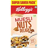 Kellogg's Nuts Delight Muesli, 750g