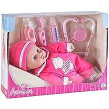 Amia Puppen-söckchen Bis Größe 46 Cm Babypuppen & Zubehör