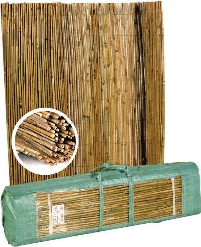 arella-per-giardino-time-15x3h-mt-canne-intere-rilegate-con-filo-metallico