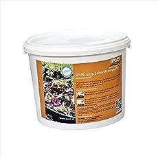 IPUScomp - Kompostbeschleuniger/Schnellkomposter 2,5 kg