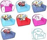 Kindersessel Kinder Minisofa Kindermöbel Kinder Sofa Sessel D2