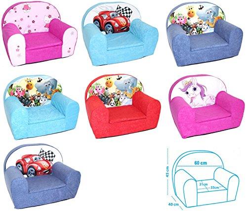Kindersessel Kinder Minisofa Kindermöbel Kinder Sofa Sessel D12