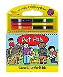 Pet Pals Coloring & ARTivity Book