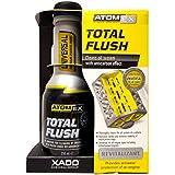 XADO Total Flush Sistema de aceite de lavado de motor limpiador limpiador de motor anillo de