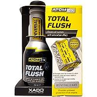 Atomex TotalFlush Sistema de aceite limpiador XADO