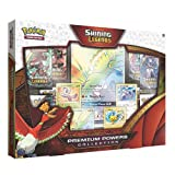 Pokemon POK80341 Shining Legends Premium Powers Collection Box