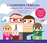 Image de Calendrier familial 2012-2013, My name is Simone