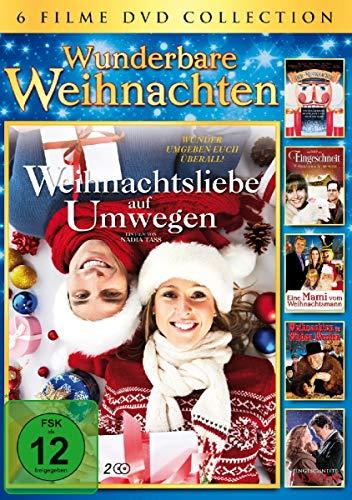 Wunderbare Weihnachten (6 Filme DVD-Collection)
