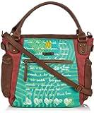Desigual Womens Bols Pentagon Mcbeen 4065 U Shoulder Bag