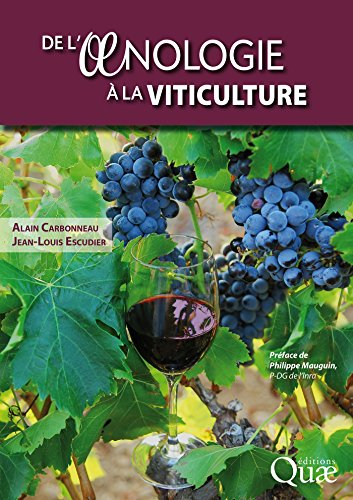 De l'oenologie  la viticulture