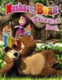 #7: Masha and the Bear Coloring Book: Great Activity Book for Kids and Toddlers
