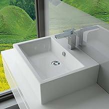 Suchergebnis auf Amazon.de für: Waschbecken 60x40 | {Aufsatzwaschbecken gäste wc 64}