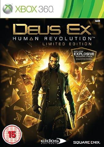 [UK-Import]Deus Ex Human Revolution Game XBOX
