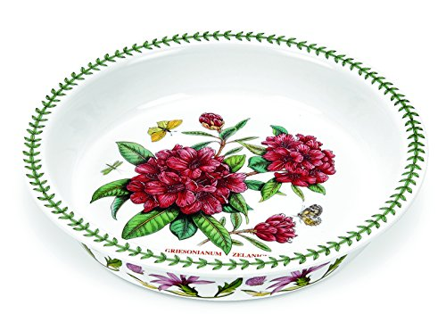 Portmeirion Botanic Garden Pie Dish China Pie Dish