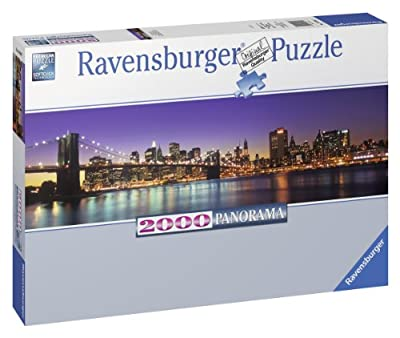 York City 2000 Panorama Puzzle de Ravensburger