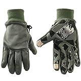 Firefly Solen UX Touch Screen Finger Tip Glove, grün