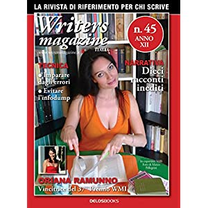Writers Magazine Italia 45