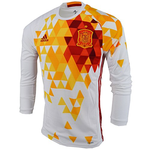 adidas Performance:Trikot Spanien FEF A JSY PL Multicolor AA0831