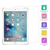 Cuitan Premium 9H Dureté Protecteur d'écran en Verre Trempé pour Apple iPad Mini...