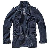 Si prega di notare che la giacca sia una misura in più.Rivoluzionario e in forma rivisto il M65quindi. leggendario è la giacca giacca della US Army, von Brandit ora anche in forma lavato. Robusto e comodo come mai,, ora anche in leggero vint...