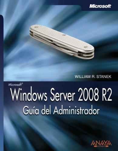 Windows Server 2008 R2. Guía del Administrador (Manuales Técnicos)