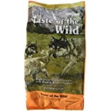 Taste Of The Wild Puppy Food High Prairie with Roasted Venison and Bison, 2 kg
