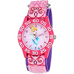Disney Kids 'w001193 Cenicienta Time Teacher – Reloj