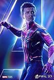 Los Vengadores: infinity War-Spiderman-Póster-30cm x 43cm