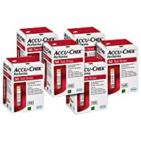 Accu Chek Performa Blood Glucose Test Strips Pack of 6
