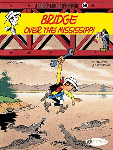 Lucky Luke 68 Bridge Over Mississippi