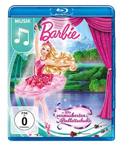 Barbie - Die verzauberten Ballettschuhe [Blu-ray]