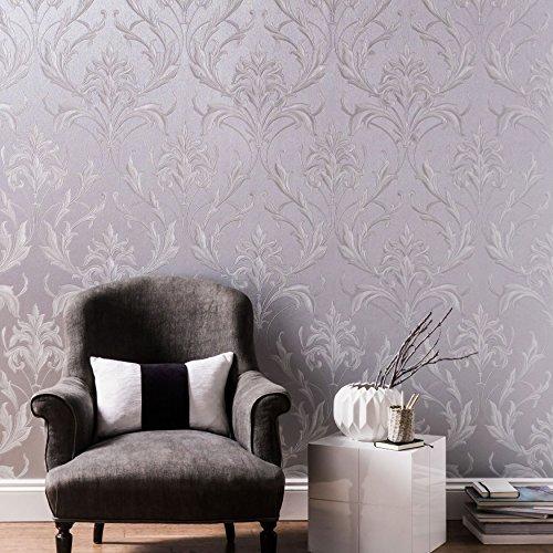 graham-brown-oxford-damask-print-silver-grey-heavyweight-vinyl-wallpaper