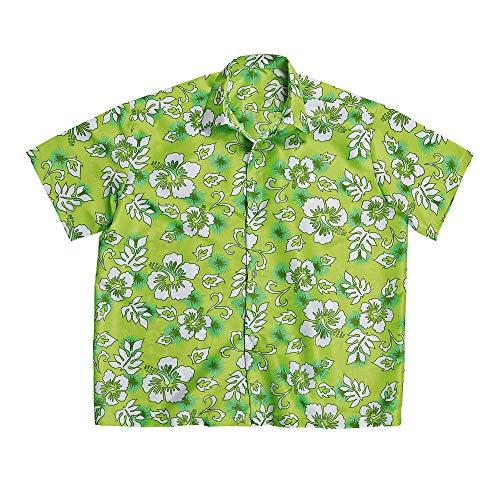 Widmann - Hawaiihemd für - Tourist Kostüm Für Erwachsene