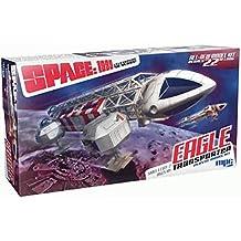 Transporteur Spatial en Plastique Eagle Transporter, Cosmos :1999 par MPC, 55 cm (MPC825)