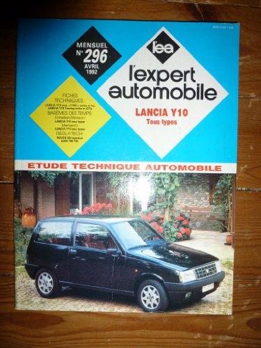 revue-technique-expert-automobile-lancia-y10-tt