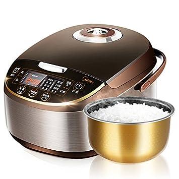 midea smart rice cooker touch automatic timer kitchen appliances  amazon co  uk  kitchen  u0026 home midea smart rice cooker touch automatic timer kitchen appliances      rh   amazon co uk