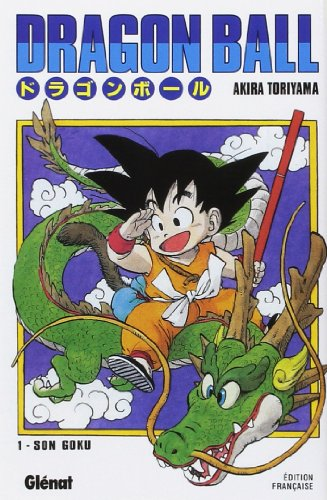 Dragon Ball, Tome 1 : San Goku