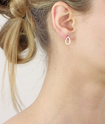 Carissima Gold - Femme - Boucles d'oreilles pendantes - Or jaune - (9 Carat) Or jaune