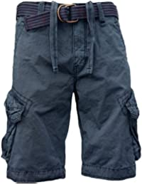JET LAG Cargo Shorts Take off 3 in schwarz, oliv, charcoal, cement oder gold